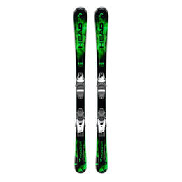 Head Boy's Monster All Mountain Skis With SLR II 4.5 Bindings '17