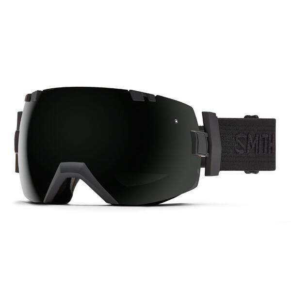 Smith I/OX Snow Goggles With Blackout Lens