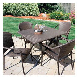 North Cape Villa Java 5-Piece Dining Set