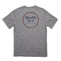 Brixton Men's Wheeler Tee Shirt
