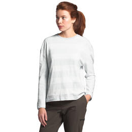 The North Face Women's Long Sleeve Stripe Knit Top