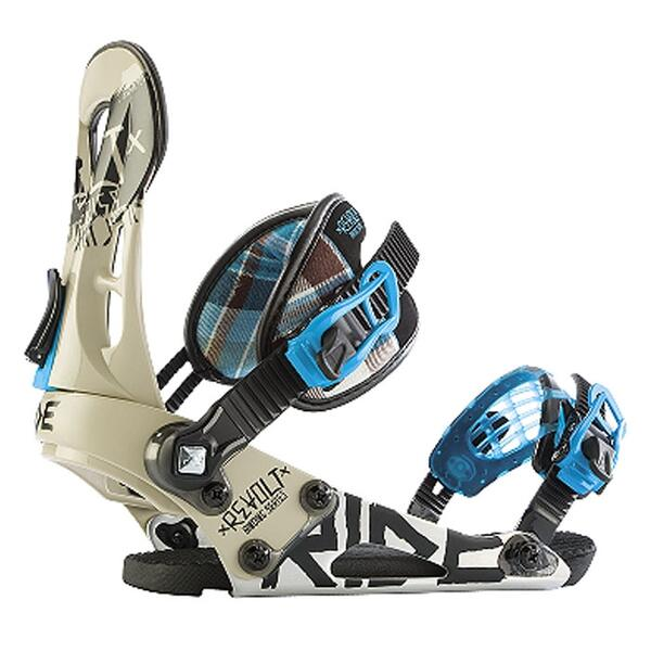 Ride Men's Revolt Snowboard Bindings '12