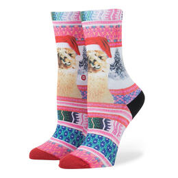 Stance Girl's Tinas Holiday Socks