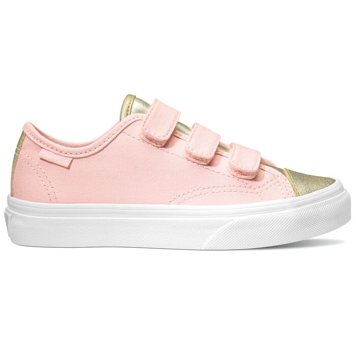 Vans Girl's Style 23 Heavenly Pink Casual S