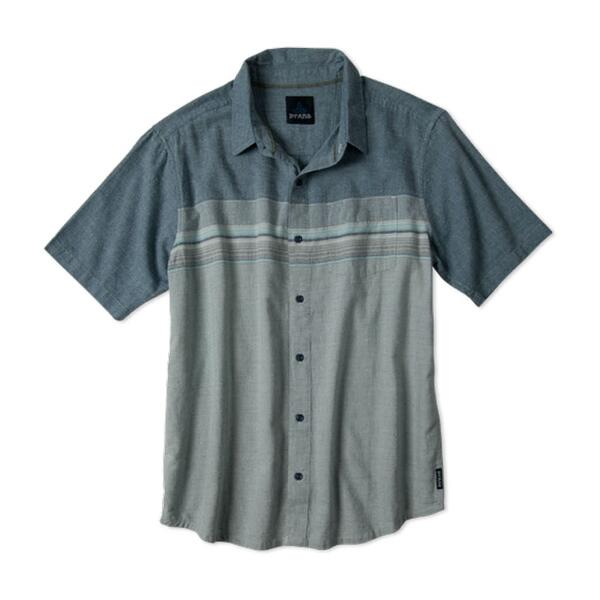 Prana Men's Camino Short Sleeve Woven Shirt