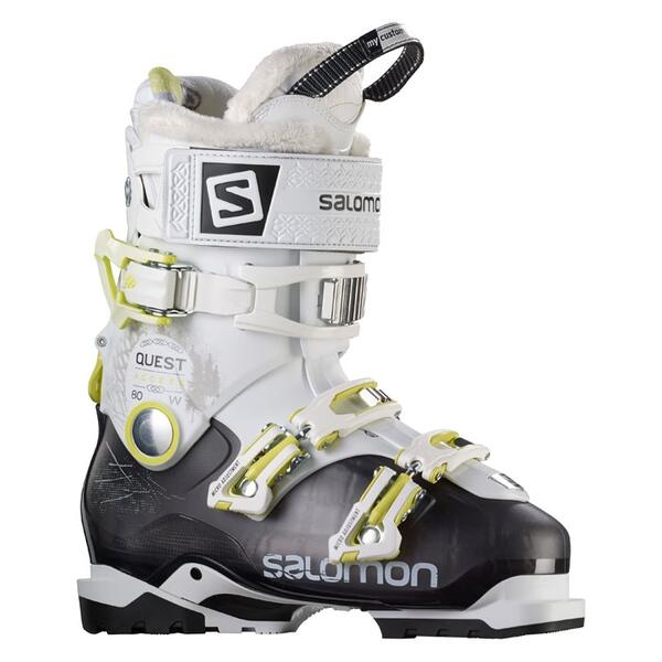 Salomon Women's Quest Access 80 W All Mountain Backside Ski Boots '16