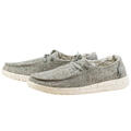 Hey Dude Women's Wendy Linen Casual Shoes alt image view 2