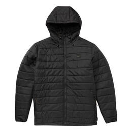 Billabong Men's Transport Adiv Puff Jacket Black