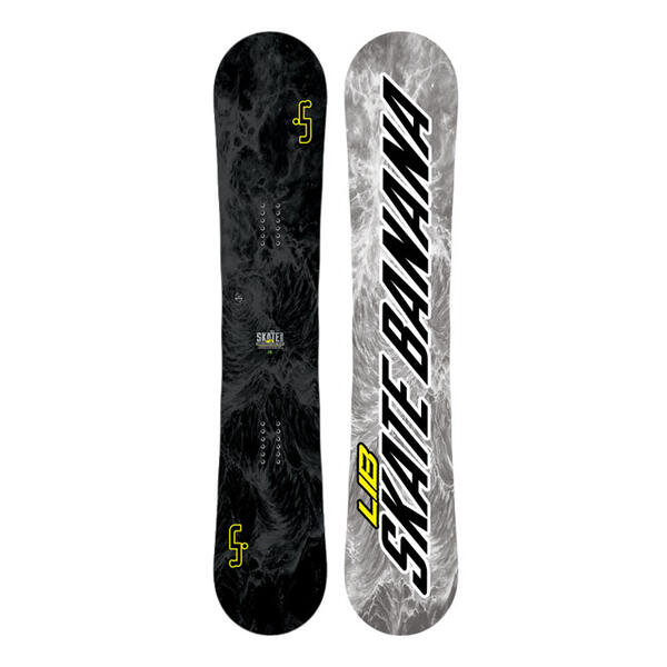 Lib Tech Men's Skate Banana BTX All Mountai