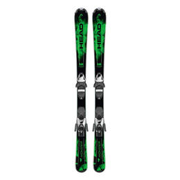 Head Boy's Monster All Mountain Skis With SLR II 7.5 Bindings '17