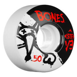 Bones STF V3 Series Skateboard Wheels (4 Pack)