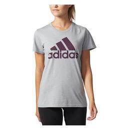 808d158338404 Adidas Women s Badge Of Sport Classic T Shirt
