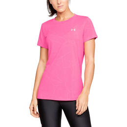 Under Armour Women's Tech™ Defense Jacquard Athletic Shirt