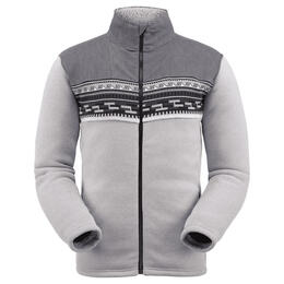 Spyder Men's Wyre Full Zip Fleece Jacket