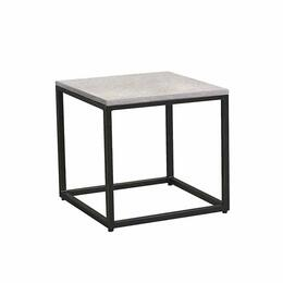 North Cape Ridgewood End Table Lusso Top
