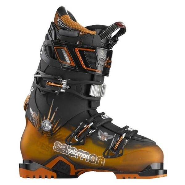 Salomon Men's Quest 12 All Mountain Ski Boots '12
