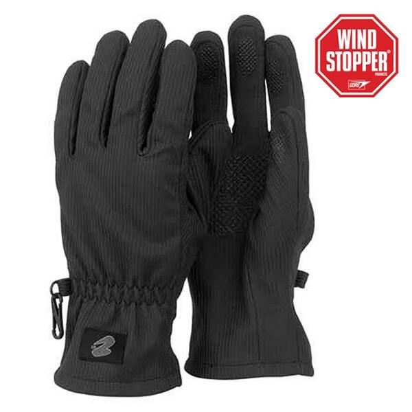 Manzella Men's Wsl-10 Silk WINDSTOPPER® Glove