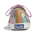 Back of Keds Women's Champion Liberty Floral Casual Shoes