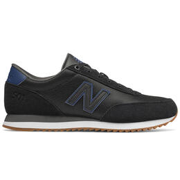 New Balance Men's 501 Suede/Mesh Casual Shoes