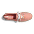 Top of Keds Women's Champion Washed Jute Casual Shoes