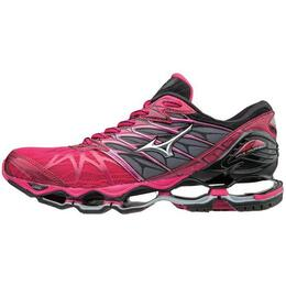 Mizuno Women's Wave Prophecy 7 Running Shoes Rose