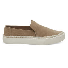 Toms Women's Sunset Casual Shoes Toffee Suede
