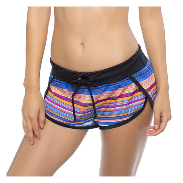 Oakley Women's Pacific Stripe Boy Short Bot