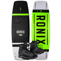 Ronix Men's District Wakeboard with Divide Boots '20