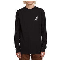 Volcom Men's Lopez Web Long Sleeve Tee Shirt