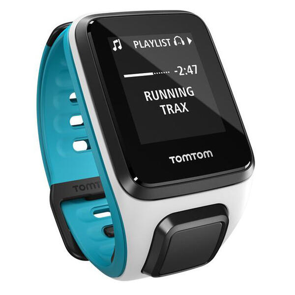 Tomtom Spark Music Fitness Watch