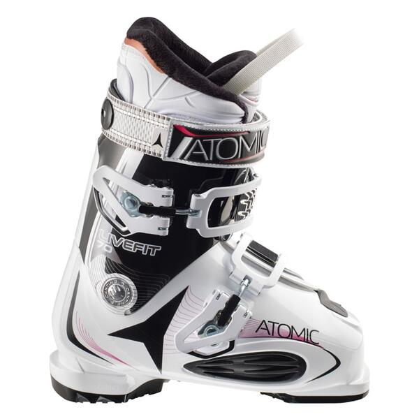 Atomic Women's Live Fit 70 W All Mountain Skis Boots '15
