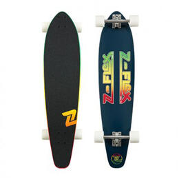 Z-Flex Navy & Rasta 39.5
