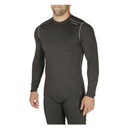 Hot Chilly's Men's Micro Elite Crewneck Baselayer Top - EXTENDED