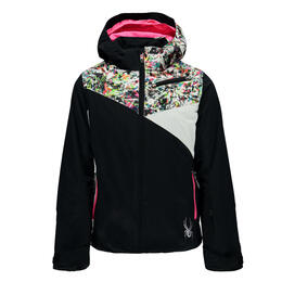 Spyder Girl's Project Insulated Ski Jacket