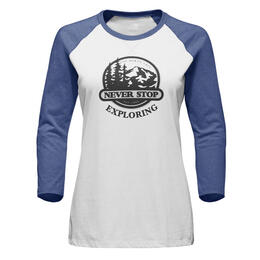 The North Face Women's Sierra Baseball T-shirt