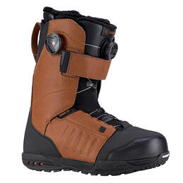 Ride Men's Deadbolt Focus Boa Snowboard Boots '19