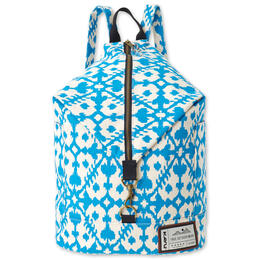 Kavu Free Range Backpack Blue Blot