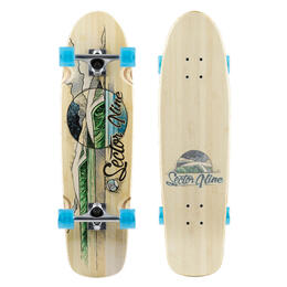 Sector 9 Bamboozler Complete Longboard