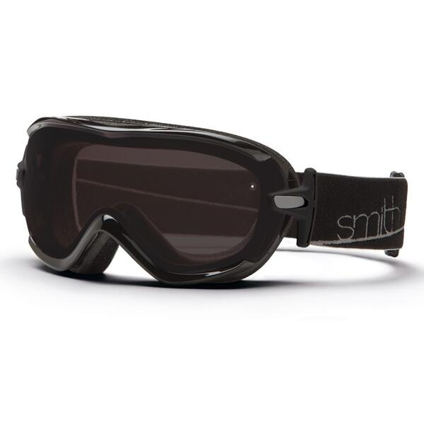 Smith Virtue With Blackout Lens Snow Goggles