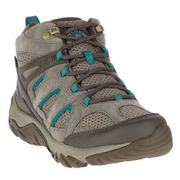 Merrell Women's Outmost Mid Vent Waterproof Hiking Shoes