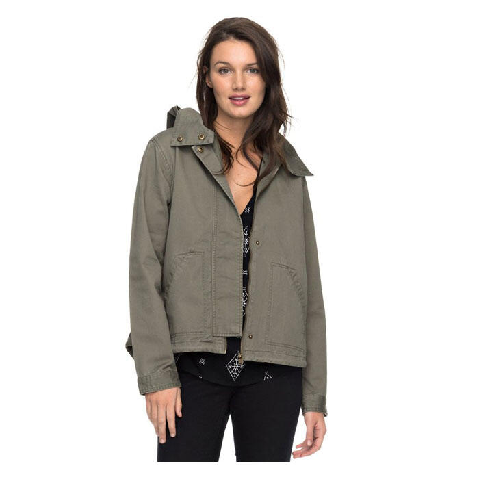 Roxy Women's Watch The Sunrise Jacket