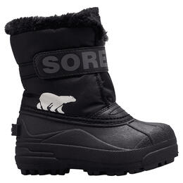 Sorel Girl's Snow Commander Toddler Winter Boots