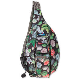 KAVU Women's Rope Sling Greenhouse Backpack