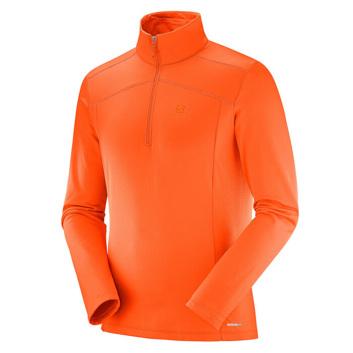 Salomon Men's Discovery Lt Half Zip Top