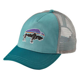 Patagonia Women's Fitz Roy Bison Layback Trucker Hat