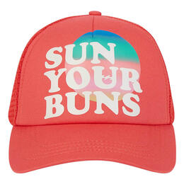 Billabong Women's Sun Your Bunz Trucker Hat