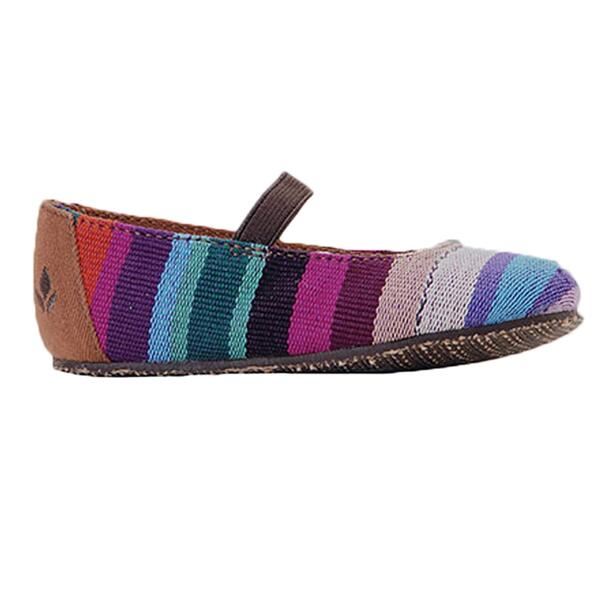 Reef Girl's Baby Tropic Slip-on Shoes