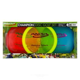 Innova Discs Champion 3-disc Set