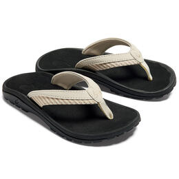 Olukai Girl's Ohana Koa Youth Casual Sandals