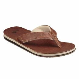 Sanuk Men's John Doe 2 Sandals Light Brown